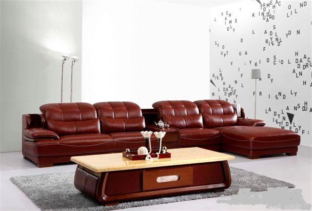 Красивый диван как «сердце» гостиной